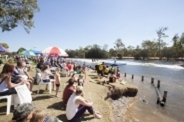 Regional Events - Avon Descent Family Fun Day at Belmont