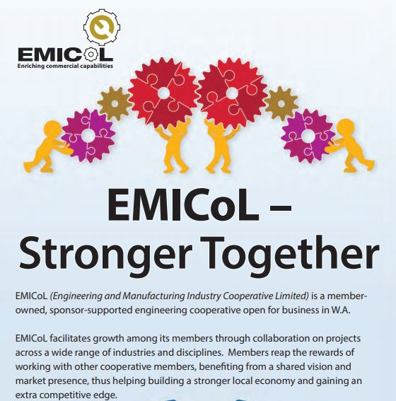 EMICoL: Values from the past, eyes on the future