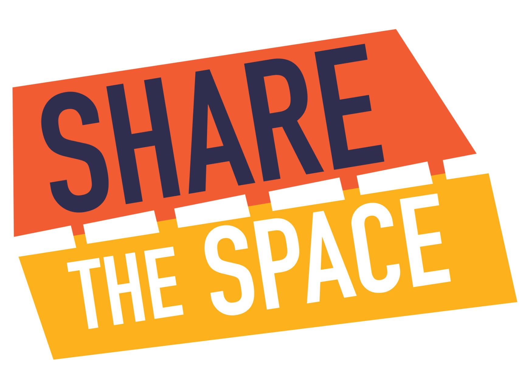 'No matter the case, Share the Space!' EMRC launches major road safety